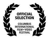 Columbus International Film + Video Festival Laurel_White Background